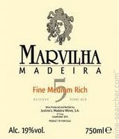 Justino's Madeira Marvilha Reserve Medium Rich 5 years
