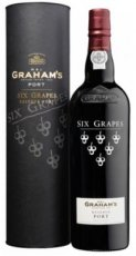 Graham's Six Grapes Ruby Reserve Tube