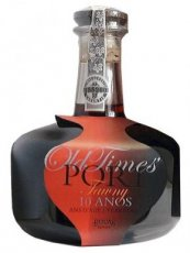 Poças 10 Years Old Tawny Port Decanter