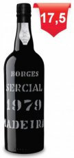1979 H.M. Borges Sercial Vintage Madeira