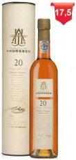 Andresen White Port 20 Years Old  - 50 cl