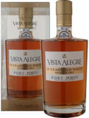 Vista Alegre 10 jaar oude White Port medium dry in etui